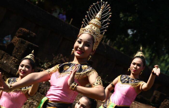 tour thailandia - danze tradizionali