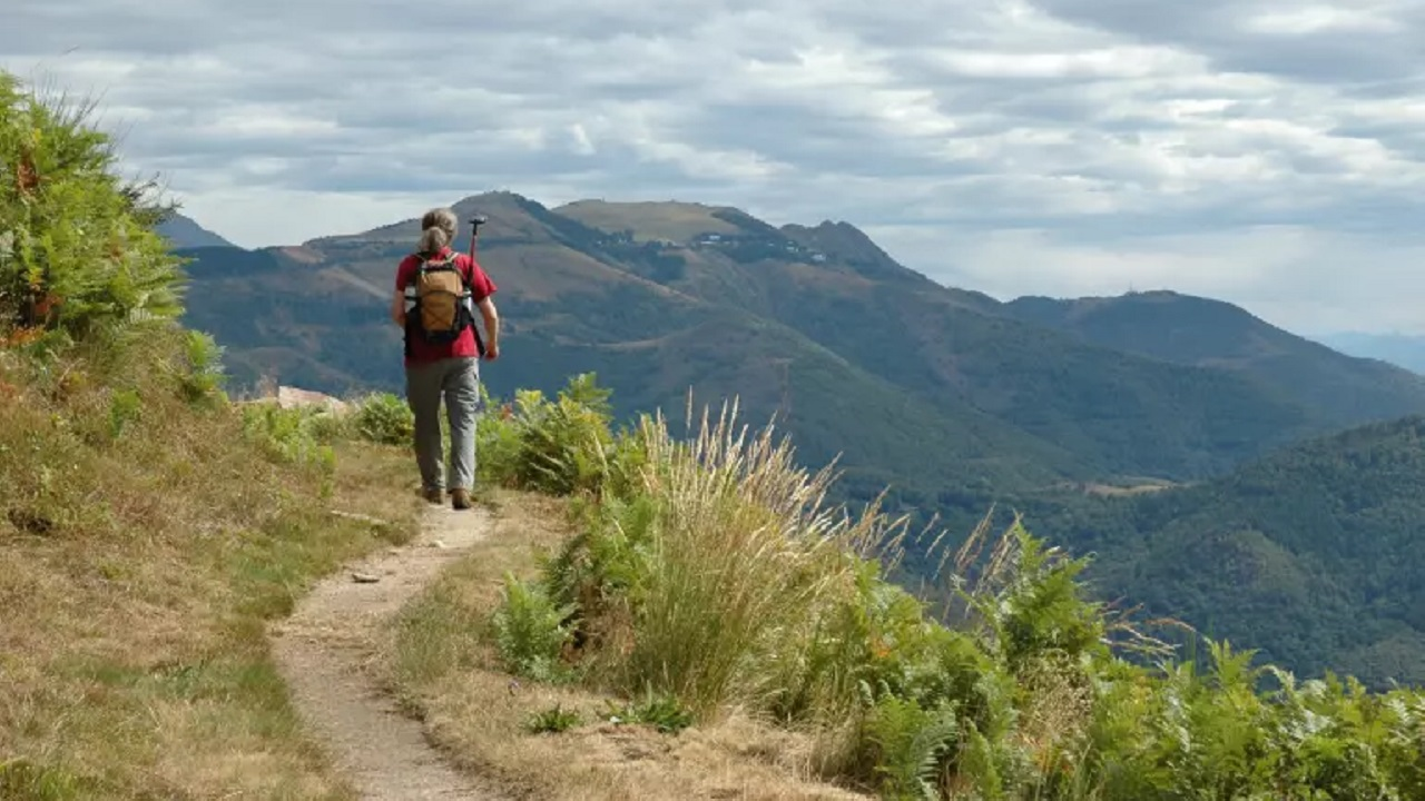 cammino di Oropa - percorso