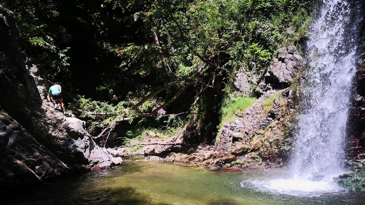 tour della calabria - cascate Parco della Sila