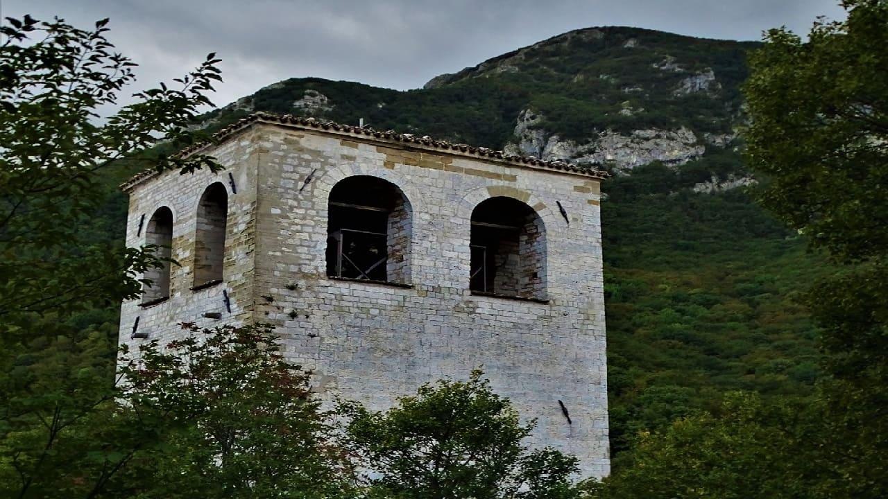 Cammino di San Romualdo - fonte avellana monastero