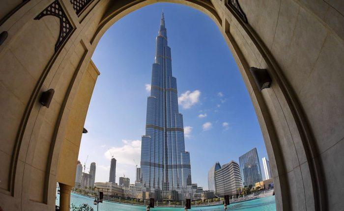 Tour Emirati Arabi - Burj Khalifa